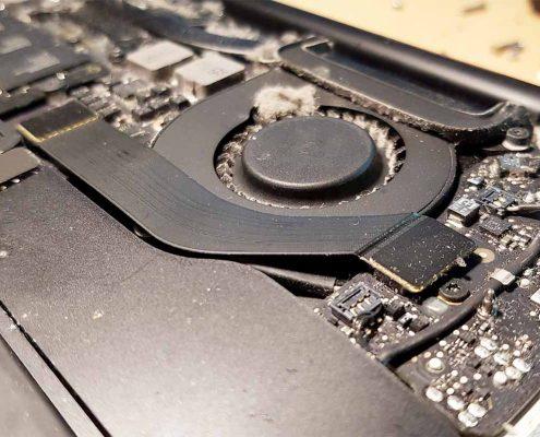 Repair-Doc_Trier_Macbook_pro_Apple_Lüfter_fan_Cpu_Reinigung