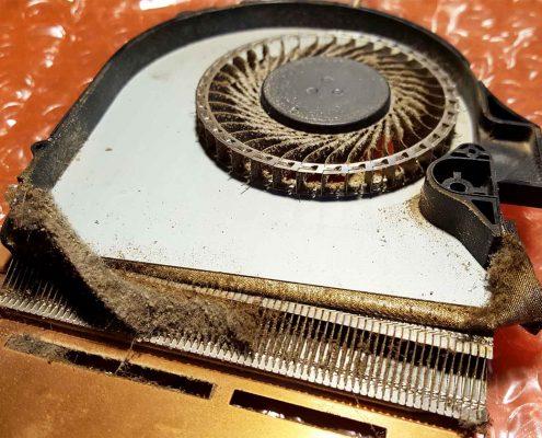 Repair-Doc_Trier_Notebook_Laptop_Lüfter_fan_Cpu_Reinigung