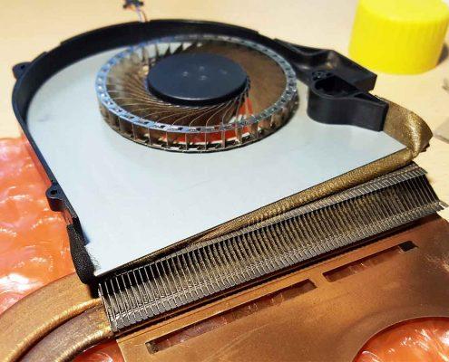 Repair-Doc_Trier_Notebook_Laptop_Lüfter_fan_Cpu_sauber